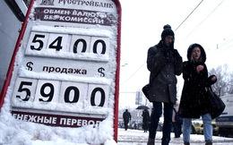 Quyết bảo vệ đồng ruble, Nga tăng lãi suất từ 10,5% lên 17%