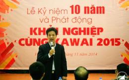 KAWAI 2015: Nơi bắt đầu con đường khởi nghiệp