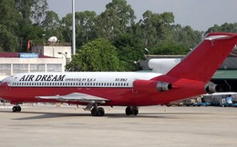 Thanh lý máy bay vô chủ đỗ suốt 7 năm ở Nội Bài
