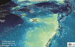 Xác định được vị trí chiếc máy bay MH370 của Malaysia Airlines?