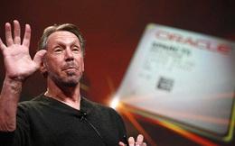 Tỷ phú giàu thứ 7 Thế giới: Larry Ellison bất ngờ rời bỏ chiếc ghế CEO của Oracle