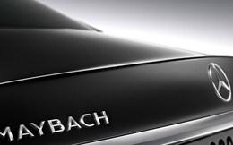 """Mercedes """"hồi sinh"""" thương hiệu siêu sang Maybach"""