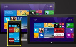 Microsoft: Doanh số Surface tăng mạnh, lợi nhuận đạt 4,5 tỷ USD