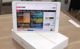 Mở hộp iPad Air 2 tại Việt Nam