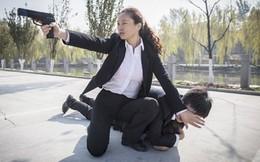 Nữ vệ sĩ - nghề hot ở Trung Quốc