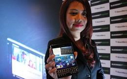 BlackBerry trình làng điện thoại 'hộ chiếu', giá 15,5 triệu đồng
