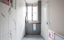 Ấn tượng với căn hộ tí hon chỉ 8m2 đầy đủ tiện ích ở Paris