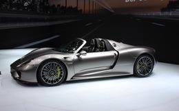 'Cháy hàng' siêu xe Porsche 18 tỷ