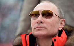 Putin được người dân Nga bình chọn là 'Nhân vật của năm'