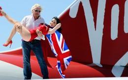 Bí mật phía sau vật bất ly thân của tỷ phú Richard Branson