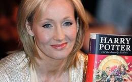 J.K. Rowling đã bị 12 nhà xuất bản từ chối bản thảo Harry Potter đầu tiên