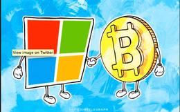 Microsoft chính thức chấp nhận phương thức thanh toán bằng Bitcoin