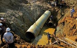 9 lần vỡ ống nước Sông Đà, Vinaconex xin không nhận Thương hiệu Quốc gia
