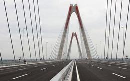 Hà Nội chính thức đặt tên cầu Nhật Tân