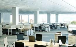 Hà Nội: Nhiều tòa nhà văn phòng bỏ dở việc hoàn thành