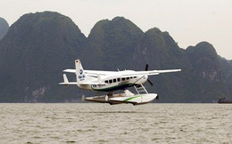 Khách chán thủy phi cơ vì không được chụp ảnh Vịnh Hạ Long