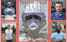 Nhân vật của năm 2014: Những anh hùng chống Ebola
