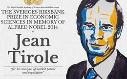 Nobel Kinh tế 2014 và 'cuộc chiến' chống Google