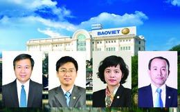 Chân dung 4 tân lãnh đạo của Tập đoàn Bảo Việt