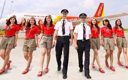 Vietjet Air sẽ mua 4% cổ phần của Công ty Phục vụ Mặt đất Sài Gòn