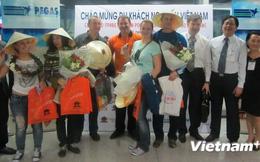 Mở màn mùa du lịch tới Việt Nam tránh Đông của khách Nga