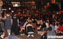 Chính quyền Hong Kong gặp sinh viên biểu tình vào ngày 10/10
