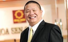 Chủ tịch Tập đoàn Hoa Sen: Có qua bĩ cực mới thấy thái lai