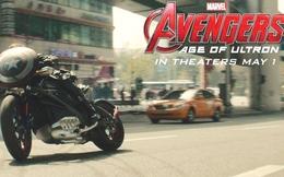 Phim Marvel: Dải thiên hà quảng cáo