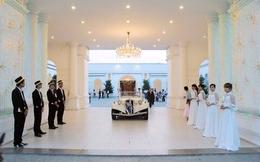 Thị trường trung tâm tiệc cưới: Cuộc đấu phù hoa