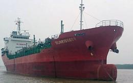 Cảnh sát biển đã tiếp cận tàu Sunrise 689