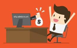 AFP – Kiếm tiền đơn giản, dễ dàng từ quảng cáo online
