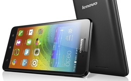 """Lenovo A5000: Smartphone pin cực """"trâu"""", sạc pin cực nhanh"""