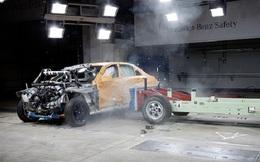 Xe Mercedes an toàn cỡ nào?