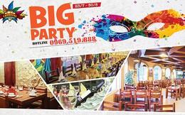 BigParty - Đại tiệc tri ân khách hàng tại Carnaval Restaurant