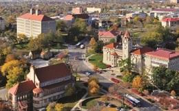 Học bổng của đại học danh tiếng nhất tiểu bang Kansas - Hoa Kỳ