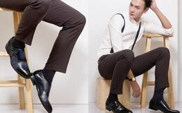 Gino Rossi man 2015: Chỉn chu hay xuề xòa cũng cần có giày da