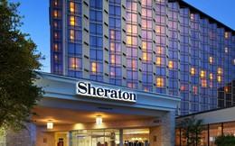 Thương hiệu khách sạn Sheraton có thể về tay Trung Quốc