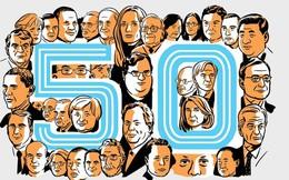 10 nhân vật có ảnh hưởng lớn nhất đến kinh tế thế giới