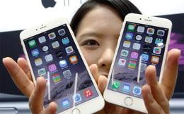 """Trung Quốc chống tham nhũng khiến iPhone 6... """"lên ngôi"""""""