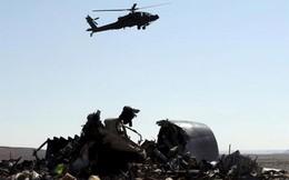 Nga kết luận máy bay rơi ở Ai Cập do bị đánh bom