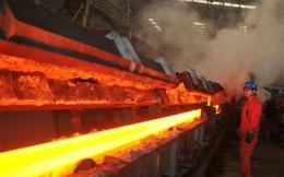 Năm 2015 lỗ đậm của thép Trung Quốc