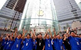 Doanh số iPhone ở Trung Quốc lần đầu tiên vượt Mỹ