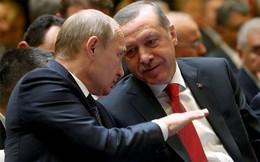 """Erdogan-Putin, những tính cách chung """"nguy hiểm"""""""