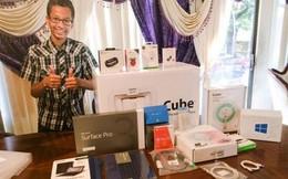 Giới công nghệ ồ ạt tặng quà thiếu niên Hồi giáo bị nghi chế bom