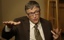 Bill Gates: Đừng ai bỏ học như tôi!