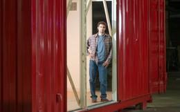 Startup nhà công-ten-nơ ở Mỹ: Dù còn khó khăn nhưng vẫn... sống khỏe