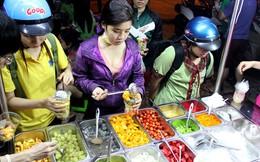 Quán cóc Sài Gòn chuyển sang bán kiểu buffet