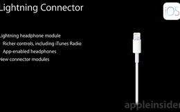 Apple sẽ loại bỏ khe cắm audio jack trên iPhone 7?