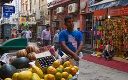 Khám phá khu chợ đắt đỏ nhất Ấn Độ