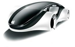 Apple chuẩn bị sản xuất xe hơi?